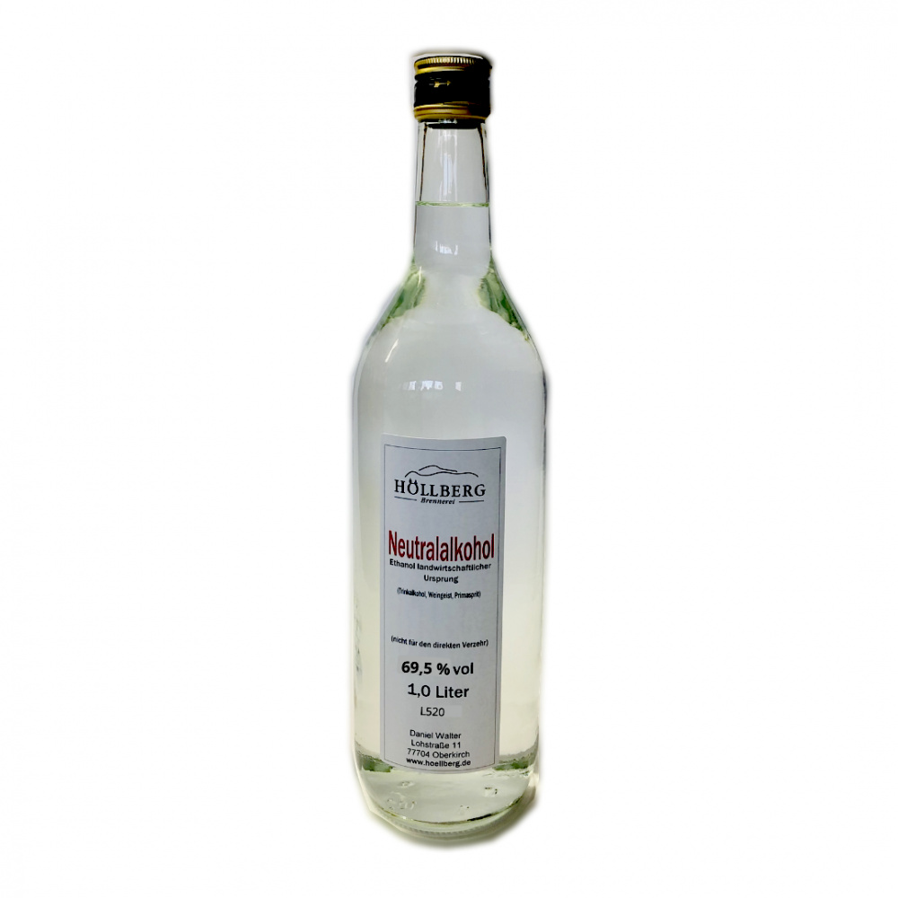 Neutralalkohol 69,5 % vol.
